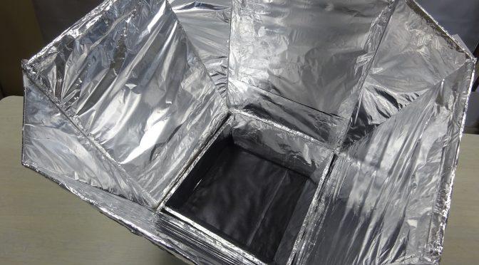 エコ工作:ソーラークッカーや鍋カバーを作ってみよう!
