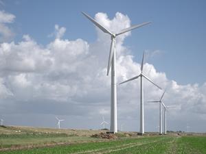 ドイツ・ディルスホップ市民風力発電所
