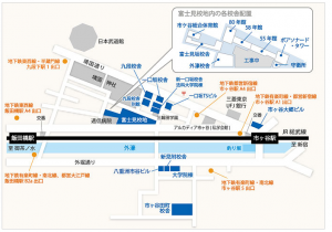 houseiuniv map