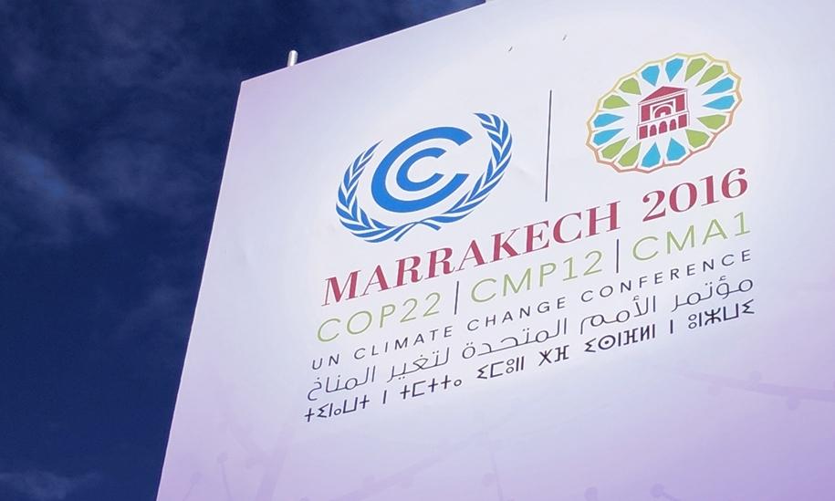 COP22マラケシュ会議