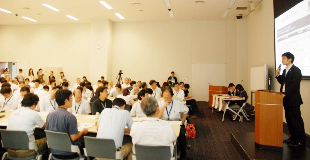 特別シンポジウム「温暖化防止の新枠組み合意のための日本の新目標」