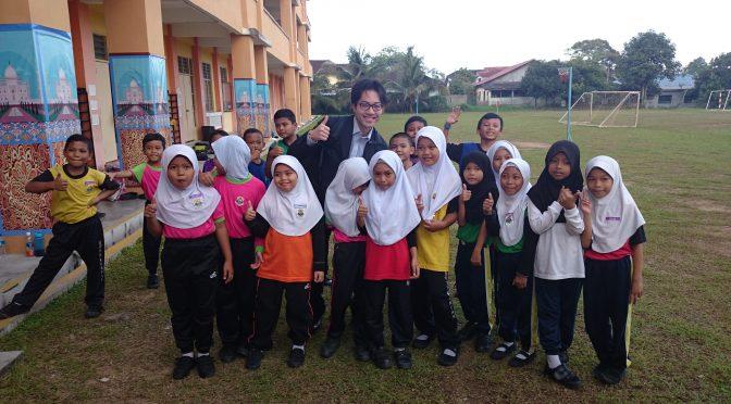 あなたの一票をマレーシアの子供たちのために~ESD岡山アワード2016・グローバル賞~