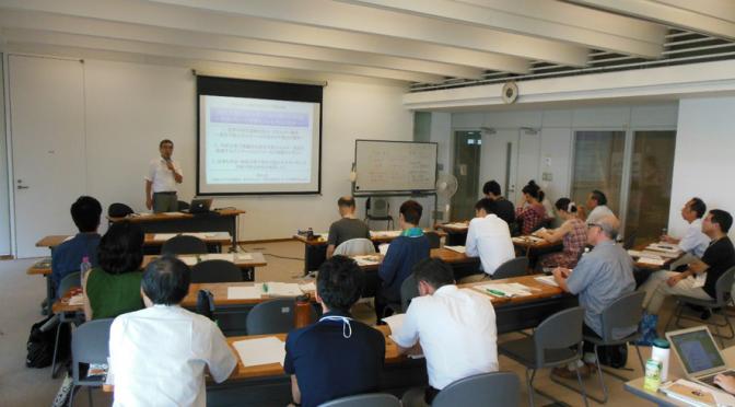 自然エネルギー学校・京都2016~第一回「自然エネルギー100%時代の到来!」~