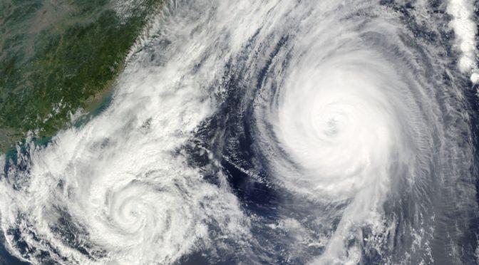 台風と地球温暖化〜危機の根本原因に目を向ける〜