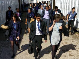 walking-delegation